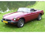 MG B type 1.8 Roadster Tourer