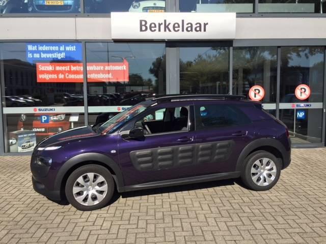 Citroen-Cactus-Citroen Cactus PureTech 82 Business-OrangeFinancialLease.nl