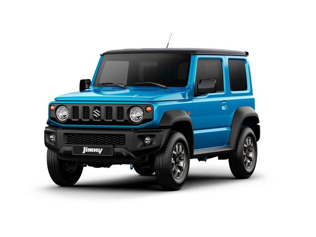 Suzuki-Jimny-Suzuki Jimny NEW JIMMY 1.5 AllGrip PRO Comfort Pre-Order-OrangeFinancialLease.nl