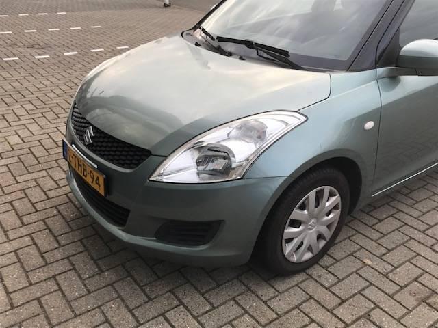 Suzuki-Swift-Suzuki Swift 1.2 Comfort-OrangeFinancialLease.nl