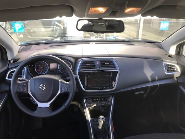 Suzuki-SX4 S-cross-Suzuki SX4 S-cross 1.0 Boosterjet Exclusive-OrangeFinancialLease.nl