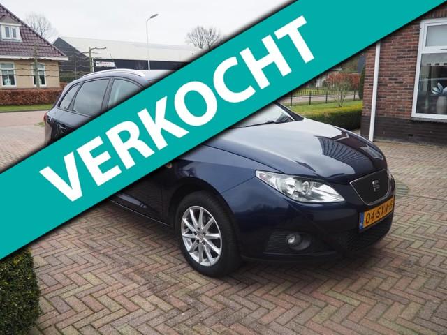 Seat-Ibiza-SEAT Ibiza ST 1.2 TDI Style Ecomotive | Navigatie | Leder | Camera | LMV |-OrangeFinancialLease.nl