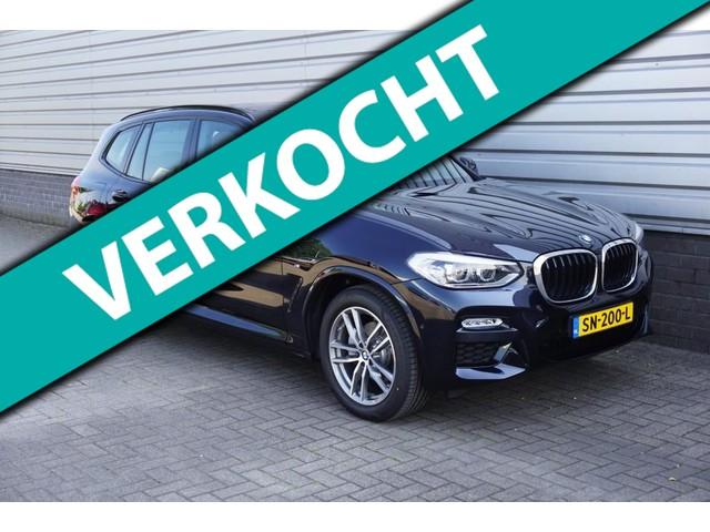 BMW-X3-BMW X3 2.0d xDrive High Executive M Sport Edition-OrangeFinancialLease.nl