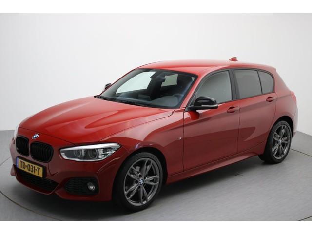 BMW-1-serie-BMW 1-serie 118i High Executive M Sport-OrangeFinancialLease.nl