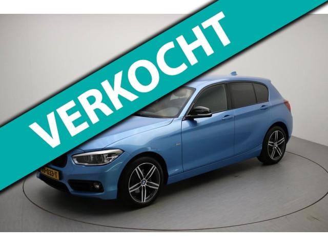 BMW-1-serie-BMW 1-serie 120i Edition Sport Line Shadow High Executive-OrangeFinancialLease.nl