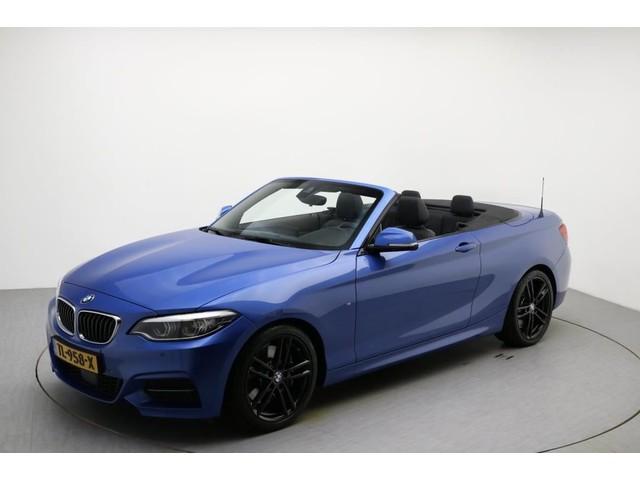 BMW-2-serie-BMW 2-serie Cabrio M240i xDrive High Executive M-Sport-OrangeFinancialLease.nl