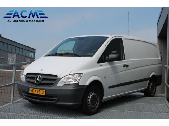 Mercedes-Benz-Vito-Mercedes-Benz Vito 110 CDI 320 Lang (bj 2013)-OrangeFinancialLease.nl