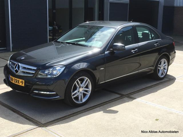 Mercedes-Benz-C-klasse-Mercedes-Benz C-klasse C 180 CDI Avantgarde automaat-OrangeFinancialLease.nl