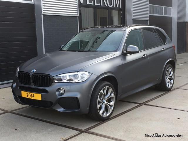 BMW-X5-BMW X5 Xdrive40d, M-Pakket, van 1e eigenaar,-OrangeFinancialLease.nl