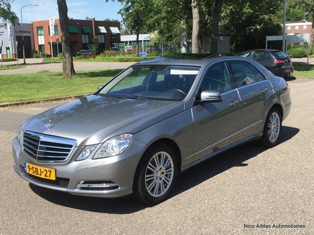 Mercedes-Benz-E-klasse-Mercedes-Benz E-klasse E 350 CDI Elegance autom 2012 2e eigenaar-OrangeFinancialLease.nl