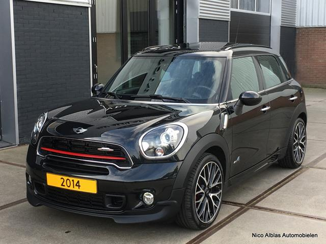 Mini-Countryman-Mini Countryman John Cooper Works ALL4 Chili automaat, 1e eig, 218pk-OrangeFinancialLease.nl