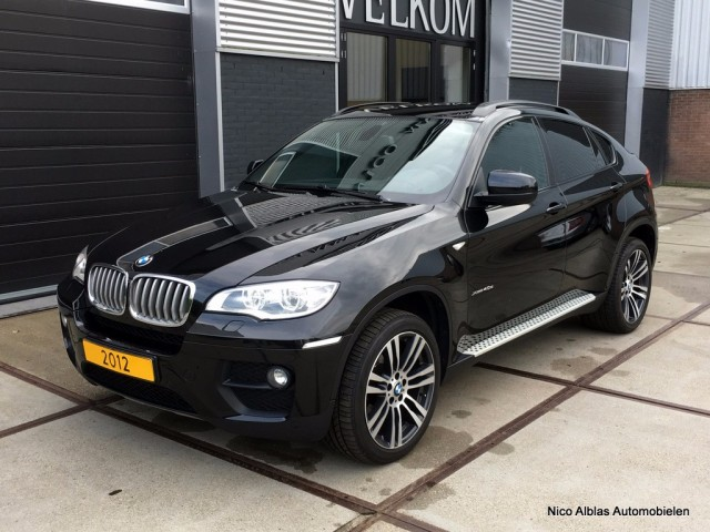 BMW-X6-BMW X6 Xdrive40d 5 persoons M-Sport Edition 2012-OrangeFinancialLease.nl