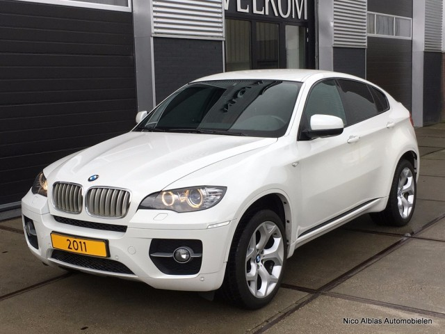 BMW-X6-BMW X6 Xdrive30d 5 persoons, 2e eigenaar-OrangeFinancialLease.nl