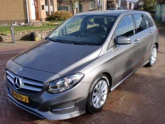 Mercedes-Benz-B-klasse-Mercedes-Benz B-klasse 180 Blue Efficiency-OrangeFinancialLease.nl