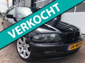 BMW 3-serie Touring 325i Executive 141KW 192PK BJ2001 LEDER