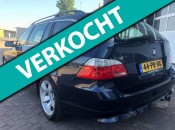 BMW 5-serie Touring 525d Executive EURO4 GROOT NAVI PDC