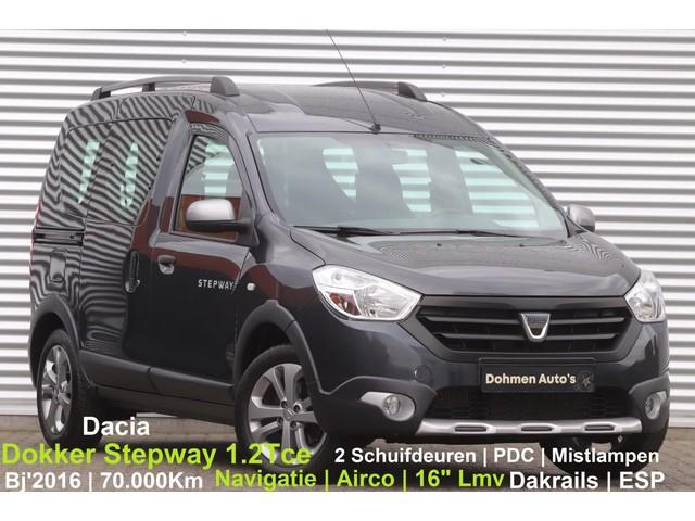 Dacia-Dokker-Dacia Dokker 1.2 TCe Stepway | Navi | Airco | PDC | 16