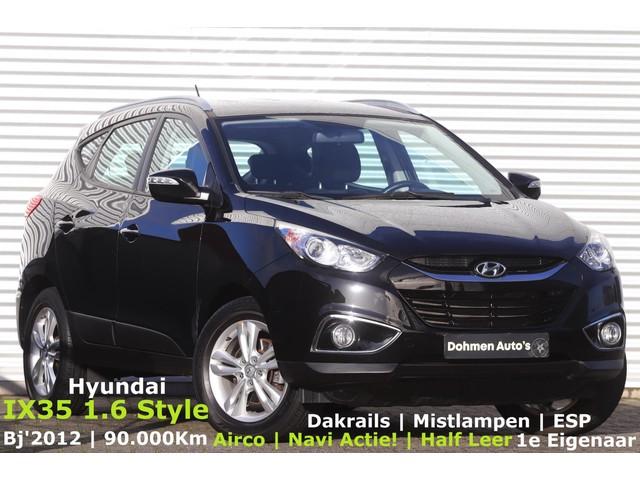 Hyundai-Ix35-Hyundai Ix35 1.6 Style | Airco | H.Leer | 1e Eig. | Navi Actie! | ESP | 17