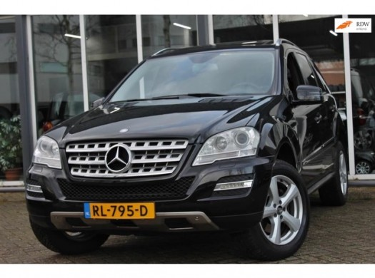 Mercedes-Benz M-klasse 350 CDI Edition 125 bj 2011 Facelift Perfecte Staat !