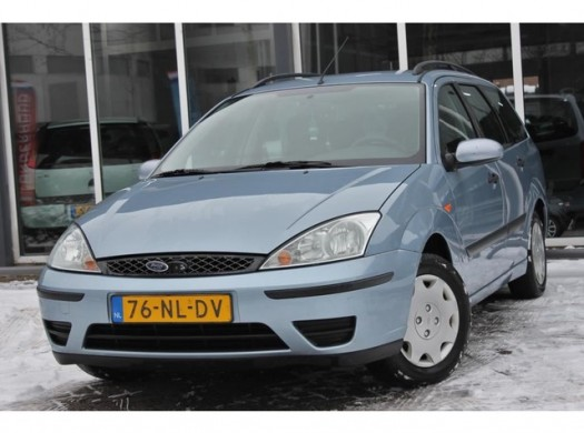 Ford Focus Wagon 1.6-16V Cool Edition bj 2003 Zeer Nette Auto!
