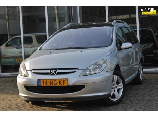 Peugeot 307 SW 2.0 16V bj 2003 Panoramadak Div Opties !