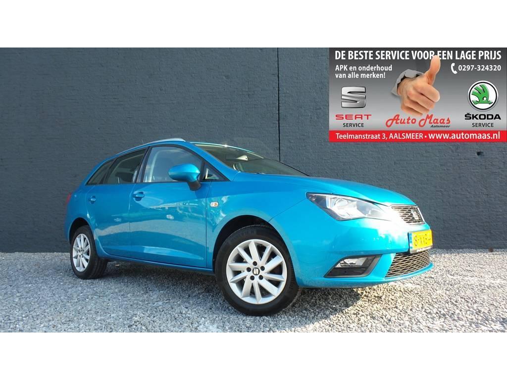 Seat-Ibiza-Seat Ibiza ST 1.2 TSI 85pk Style Dynamic-OrangeFinancialLease.nl