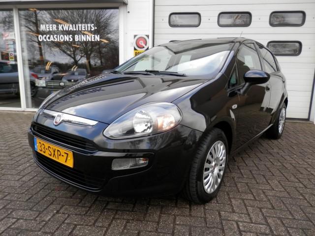 Fiat-Punto-Fiat Punto 1.3 MULTIJET 62KW 5DR-OrangeFinancialLease.nl