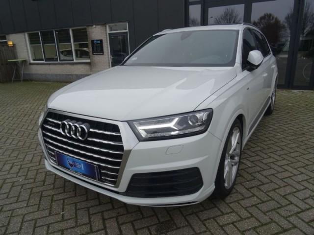 Audi-Q7-Audi Q7 3.0tdi Quattro S-Line Pano, F1 Schakelen, Aut-OrangeFinancialLease.nl
