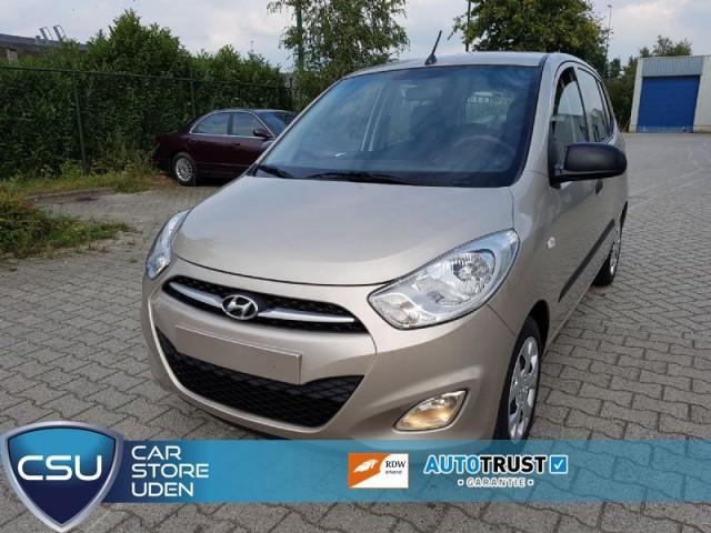 Hyundai-I10-Hyundai i10 1.1 Pure Bj 2013 5 Deurs 81200Km-OrangeFinancialLease.nl