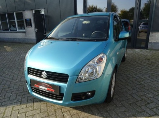 Suzuki Splash 1.3ddis exclusive roetf. (bj 2008)