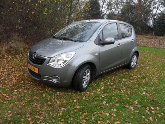 Opel-Agila-Opel Agila 1.0 Edition handgeschakeld-OrangeFinancialLease.nl