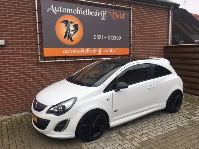 Opel-Corsa-Opel Corsa 1.4 Turbo Start/Stop Color Edition handgeschakeld-OrangeFinancialLease.nl