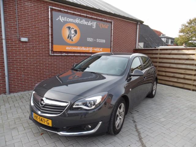 Opel-Insignia-Opel Insignia Sports Tourer 1.6 CDTI Edition-OrangeFinancialLease.nl