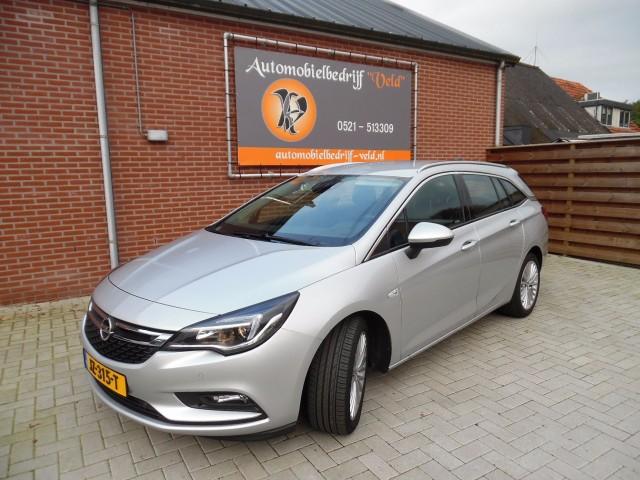 Opel-Astra-Opel Astra 1.6 CDTI Innovation-OrangeFinancialLease.nl