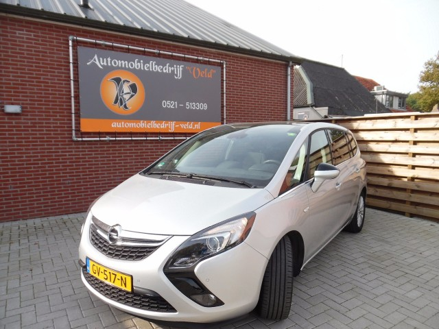Opel-Zafira Tourer-Opel Zafira Tourer 1.6CDTI Business-OrangeFinancialLease.nl