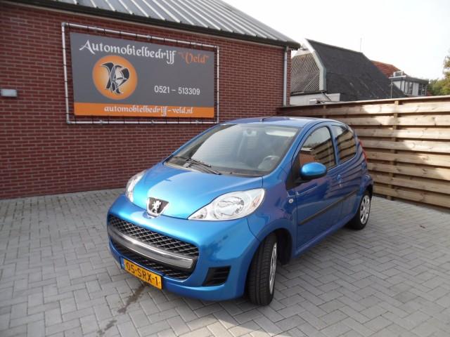 Peugeot-107-Peugeot 107 1.0 12v Bleu Lease-OrangeFinancialLease.nl