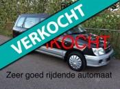 Daihatsu Gran move 1.6i-16V CX Automaat/Stbkr/13 mnd Apk/Nap/hoge instap
