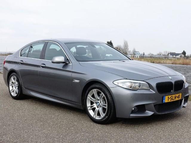 BMW-5-serie-BMW 5-serie 520d Executive M Sport-OrangeFinancialLease.nl