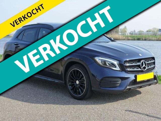 Mercedes-Benz-GLA-klasse-Mercedes-Benz GLA GLA 200 * Nieuwprijs 63.000 EU * AMG-OrangeFinancialLease.nl
