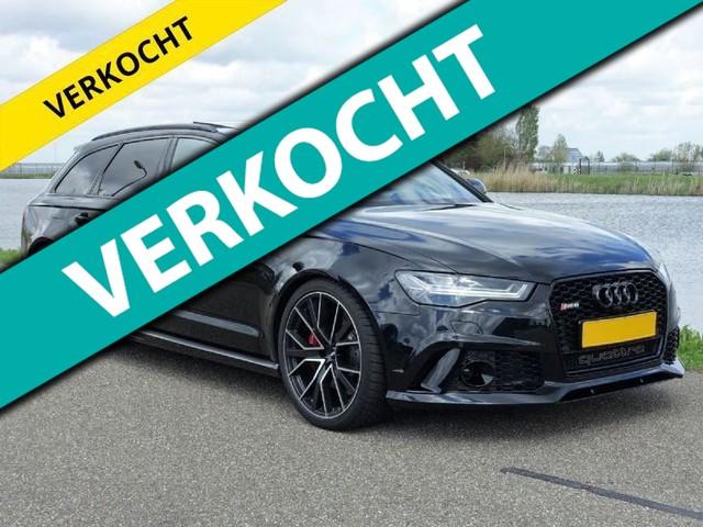 Audi-RS6-Audi RS6 RS6 4.0 TFSI AVANT PERFORMANCE * ABT-OrangeFinancialLease.nl
