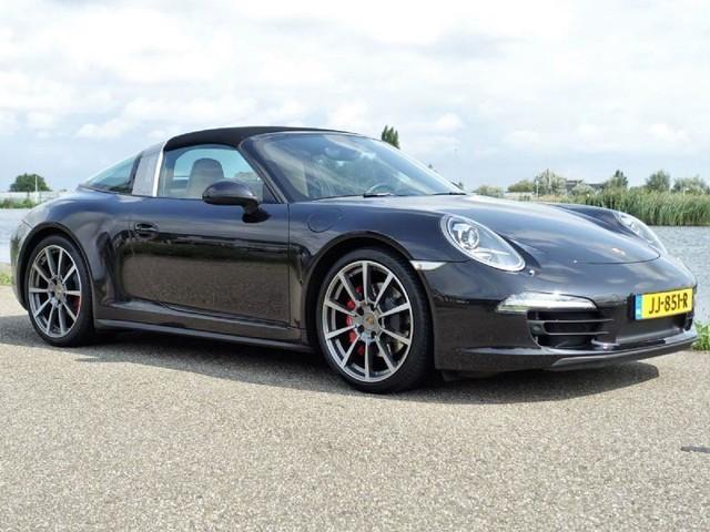 Porsche-911-Porsche 911 3.8 Targa 4S Automaat-OrangeFinancialLease.nl