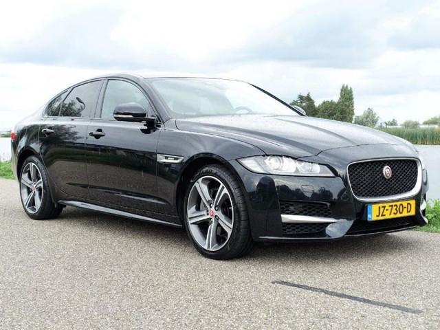 Jaguar-XF-Jaguar XF 2.0d R-Sport * BTW Auto * N.P. 70.000,00 EU-OrangeFinancialLease.nl