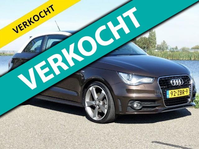 Audi-A1-Audi A1 1.4 TFSI S edition * Automaat-OrangeFinancialLease.nl