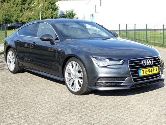 Audi-A7-Audi A7 sportback A7 Sportback 3.0 TDI Ultra S line edition-OrangeFinancialLease.nl