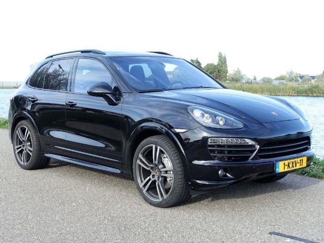 Porsche-Cayenne-Porsche Cayenne 4.2 D S * GTS Pakket-OrangeFinancialLease.nl