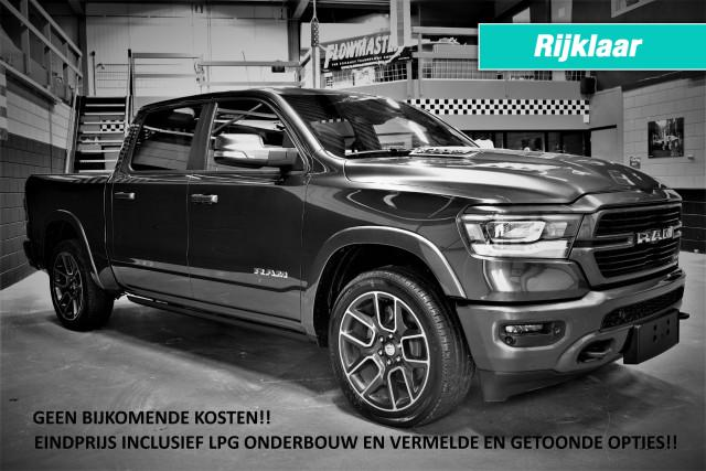 Dodge-Ram Pick Up-Dodge Ram Pick Up Pickup Laramie/Sport Luchtvering-OrangeFinancialLease.nl