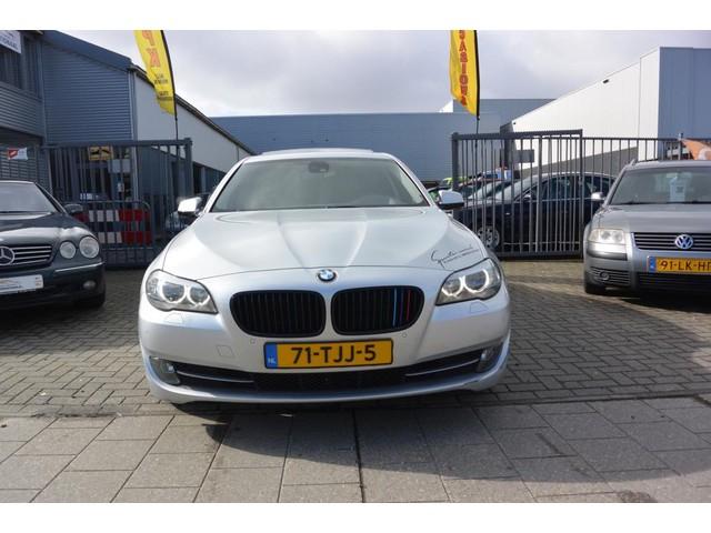 BMW-5-serie-BMW 5-serie 520d BOMVOL/DAK/AIRCO/ABS/LEERBKLDN FULL OPTION-OrangeFinancialLease.nl