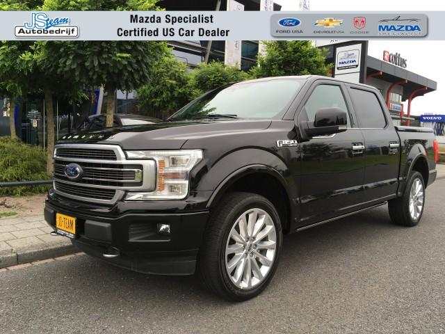 Ford Usa-F 150-Ford Usa F 150 Ecoboost 375PK Limited SuperCrew-OrangeFinancialLease.nl