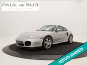 Porsche 911 3.6 Coupé Turbo 6-bak uniek BTW-auto